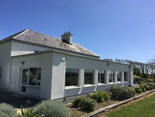 Sanderling Lodge, Tacumshane, Our Lady's Island, Wexford - 5 Bedrooms Sleeps 9/1