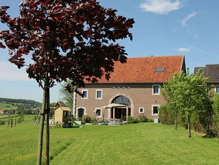 Quaint Holiday Home in Limbourg with Garden