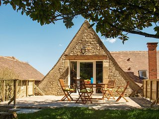 Three lovely gîtes surrounded by nature, with private swimming pool and garden