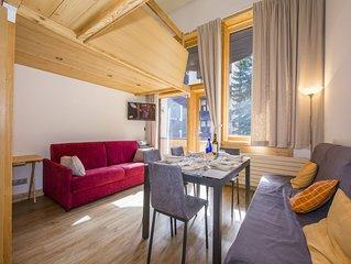 Residence Grand Roc - Bruyeres 121, Argentiere (Chamonix), France
