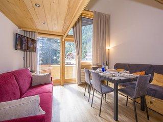 Résidence Grand Roc - Bruyères 121, Argentière (Chamonix), France