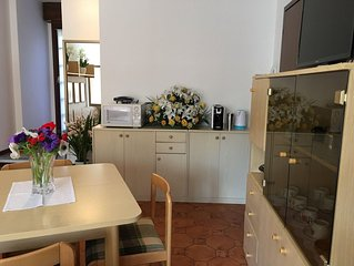 Casartelli Flat apartment in Bellagio with WiFi, integrated air conditioning, pr