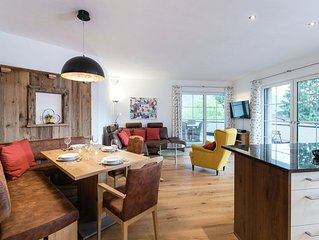 Luxury Apartment in Salzburg with terrace