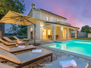 Wonderfully relaxing villa amidst unspoiled nature