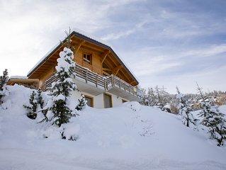 Chalet Ecosse, La Tzoumaz, Switzerland