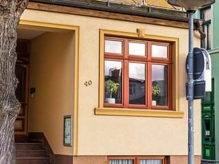 Welcoming Apartment in Warnemunde near Seabeach