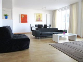 Spacious Opera 202 apartment in Brussels Centre with WiFi & lift.