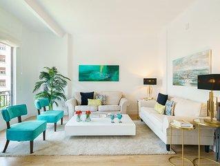Home Club Antonia Merce II - Cuatro Habitaciones Piso, Capacidad 8