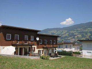 Luxurious Holiday Home in Fügen near Ski Area