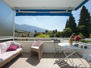 Charm Apartment, Ascona, Switzerland