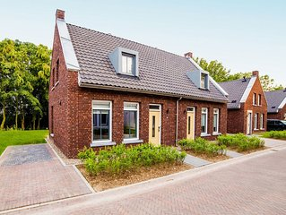 Comfortable villa with dishwasher, 4 km. from Maastricht