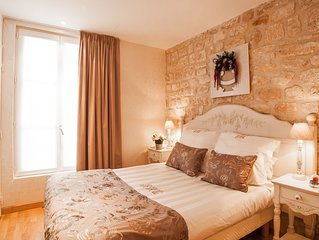 Quintinie Champagne apartment in 15eme - Seine with WiFi, integrated air conditi