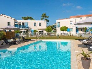 Vacances en bord de mer | Appartement cosy a Saint-Palais-sur-Mer