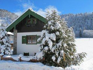 Haus fur Selbstversorger 105qm, DU/WC, 3 Extra-Schlafzimmer, Wohnkuche, Terrasse