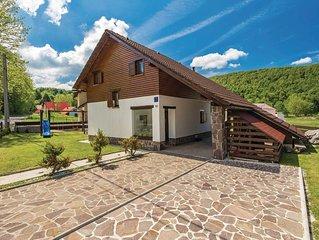 3 Zimmer Unterkunft in Begovo Razdolje