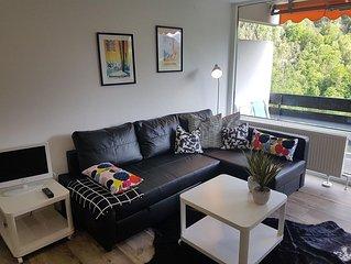 Deluxe Appartement für 3 Personen