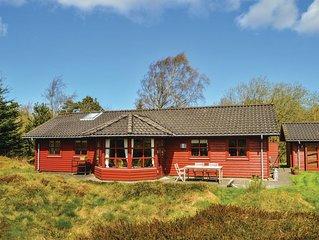 2 Zimmer Unterkunft in Fjerritslev