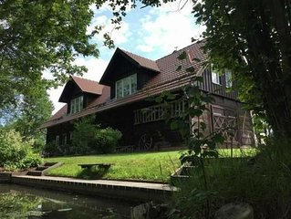Ferienwohnung Burg für 4 Personen mit 2 Schlafzimmern - Bauernhaus