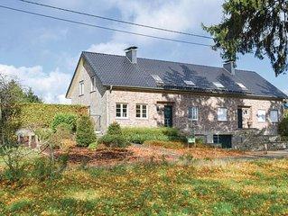 5 Zimmer Unterkunft in Büllingen