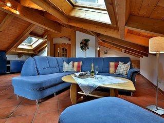 Ferienwohnung Nr. 1, 1 bis 2 Personen, 70 qm, 1 separates Schlafzimmer, Balkon