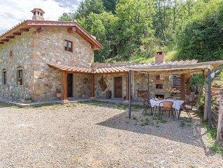 2 Zimmer Unterkunft in Ortignano (AR)