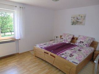 Feriendomizil am Mindelsee, 94qm, Balkon, 3 Schlafzimmer, max. 4 Personen