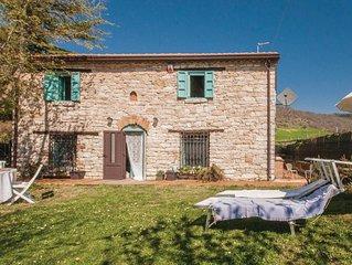 2 Zimmer Unterkunft in Montegrimano Terme PU