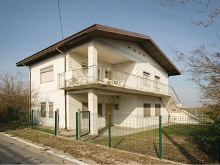 4 Zimmer Unterkunft in Rosolina Mare (RO)