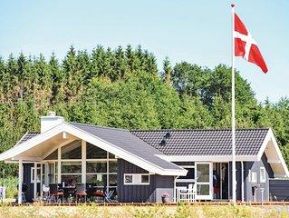 3 Zimmer Unterkunft in Ejstrupholm