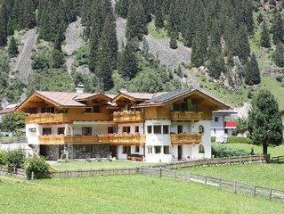 Ferienwohnung Landhaus Alpensonne