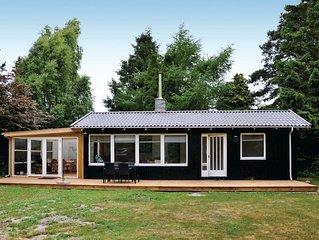 2 Zimmer Unterkunft in Liseleje