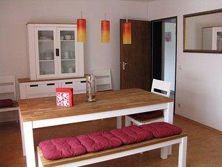 Ferienwohnung Zur Wasserlilie, 130qm, 3 Schlafzimmer, max. 10 Personen