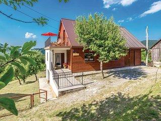 3 Zimmer Unterkunft in Bukov Vrh
