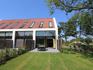 Duinhuis 11 Moderne Ferienvilla direkt an den Nordseedünen