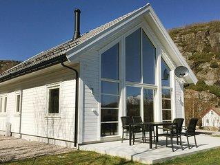 4 Zimmer Unterkunft in Lyngdal