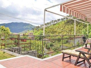 1 Zimmer Unterkunft in Casarza Ligure -GE-
