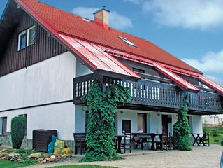 3 Zimmer Unterkunft in Rokytnice n/Jizerou