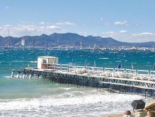 1 Zimmer Unterkunft in Cannes
