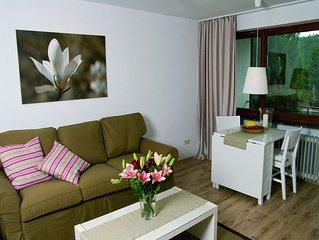 3-Zimmer-Appartement, 110qm, 2 Schlafzimmer, max. 9 Personen