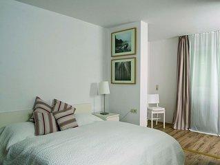 2-Zimmer-Appartement, 45qm, 1 Schlafzimmer, max. 5 Personen