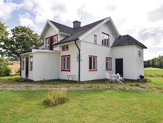 4 Zimmer Unterkunft in Högsäter
