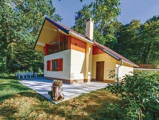 2 Zimmer Unterkunft in Tuhelj