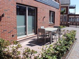 Altstadt Borkum Wohnung 3 Memmert