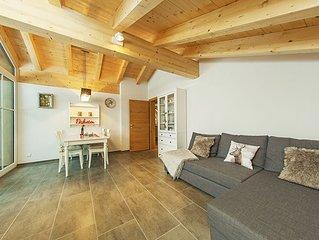 Traumhafte Dachgeschoss-Wohnung mit Panoramablick