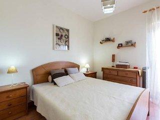 Ferienwohnung Paco de Arcos fur 1 - 2 Personen mit 1 Schlafzimmer - Ferienwohnun