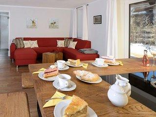 Ferienwohnung 'Geniessen' fur 2-8 Personen, 4 Schlafzimmer, 2 Bader