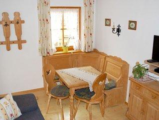 Wohnung Nr. 2 Klausenbergalm 38 qm