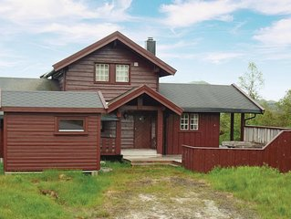 4 Zimmer Unterkunft in Åseral