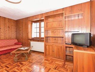 1 Zimmer Unterkunft in Cogne -AO-