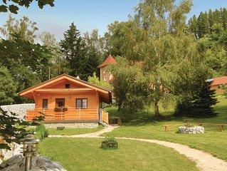 1 Zimmer Unterkunft in Becov nad Teplou
